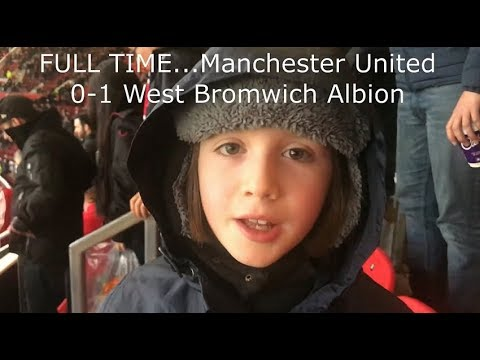 Manchester United v West Brom | Match Day Vlog | Premier League | 15.04.2018