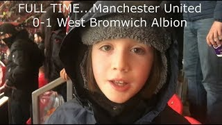 Manchester United v West Brom | Match Day Vlog | Premier League | 15.04.2018