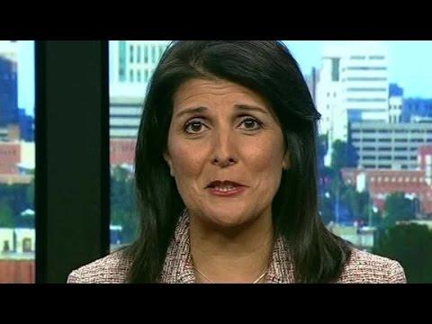 Will Nikki Haley consider running for VP?