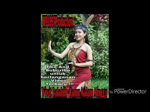 Lagu Dayak Terbaru  !!! Wiwit Balabih - Tamu Malam minggu