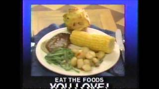 WJBK TV commercials (spring 1990)