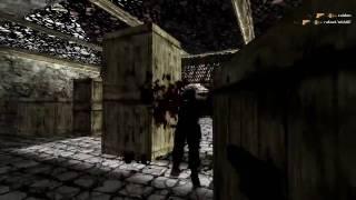 CS - Counter Strike 1.6 - никаких читов, руки решают ))