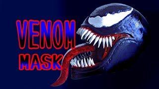 venom #ヴェノム ベースマスクで作ることができるのは、ヒーローマスク...