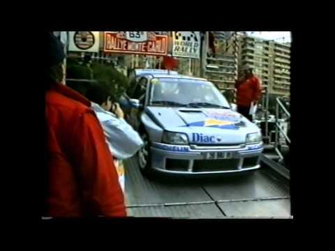 63. Rally Monte Carlo 1995
