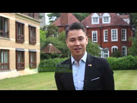 CUHK EMBA - University of Oxford Global Study Trip 2015
