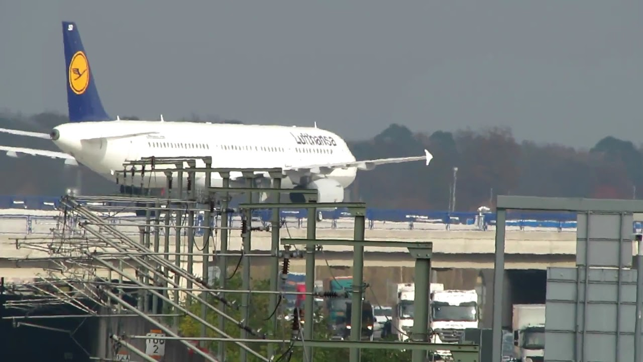 Überfahrt Frankfurt