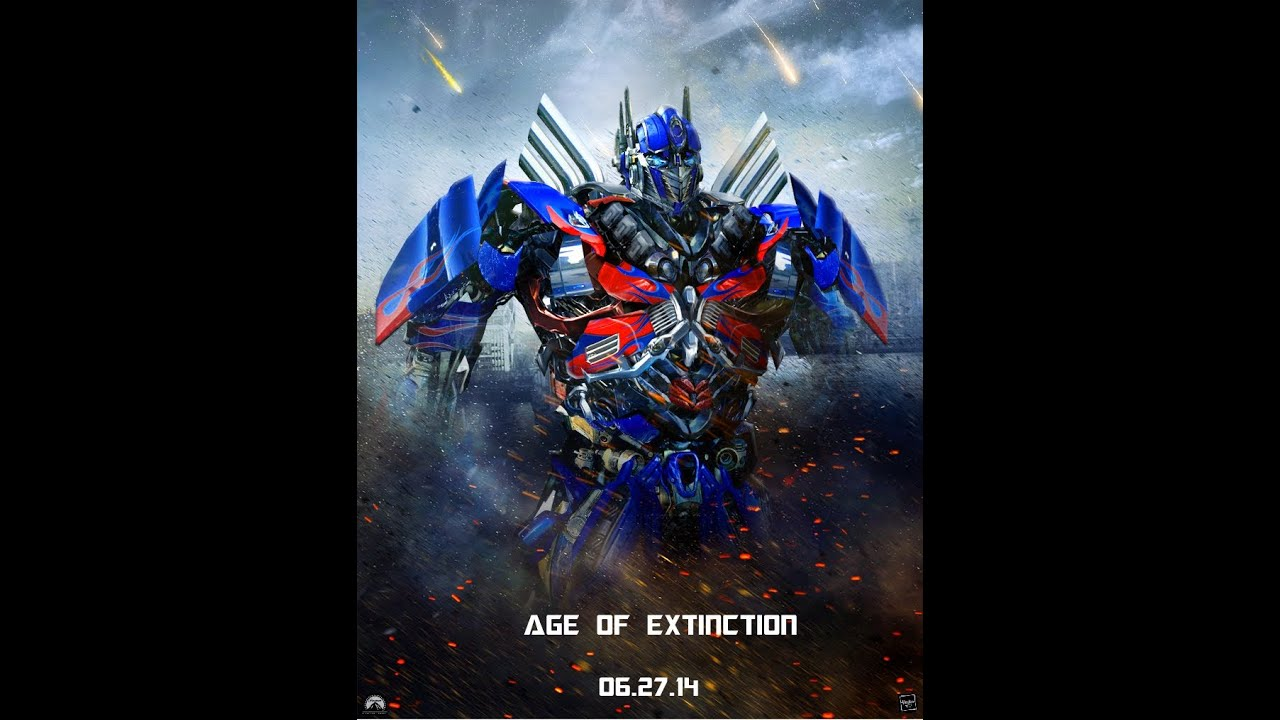 Transformers Age Of Extinction New Poster