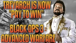 "Black Ops 3 IS NOW ""Pay To Win"" - NEW XM GARAND, MARSHAL 16 & NX SHADOW CLAW DLC SUPPLY DROP WEAPONS"