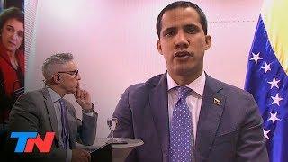 Guaidó, en un mano a mano con Pepe Gil Vidal: críticas a Cristina Kirchner