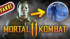 Mortal Kombat 11 - MORE FAKE LEAKS & KP2 RUMORS! (Michael Myers, Aftermath Pack, Injustice 3 & More)