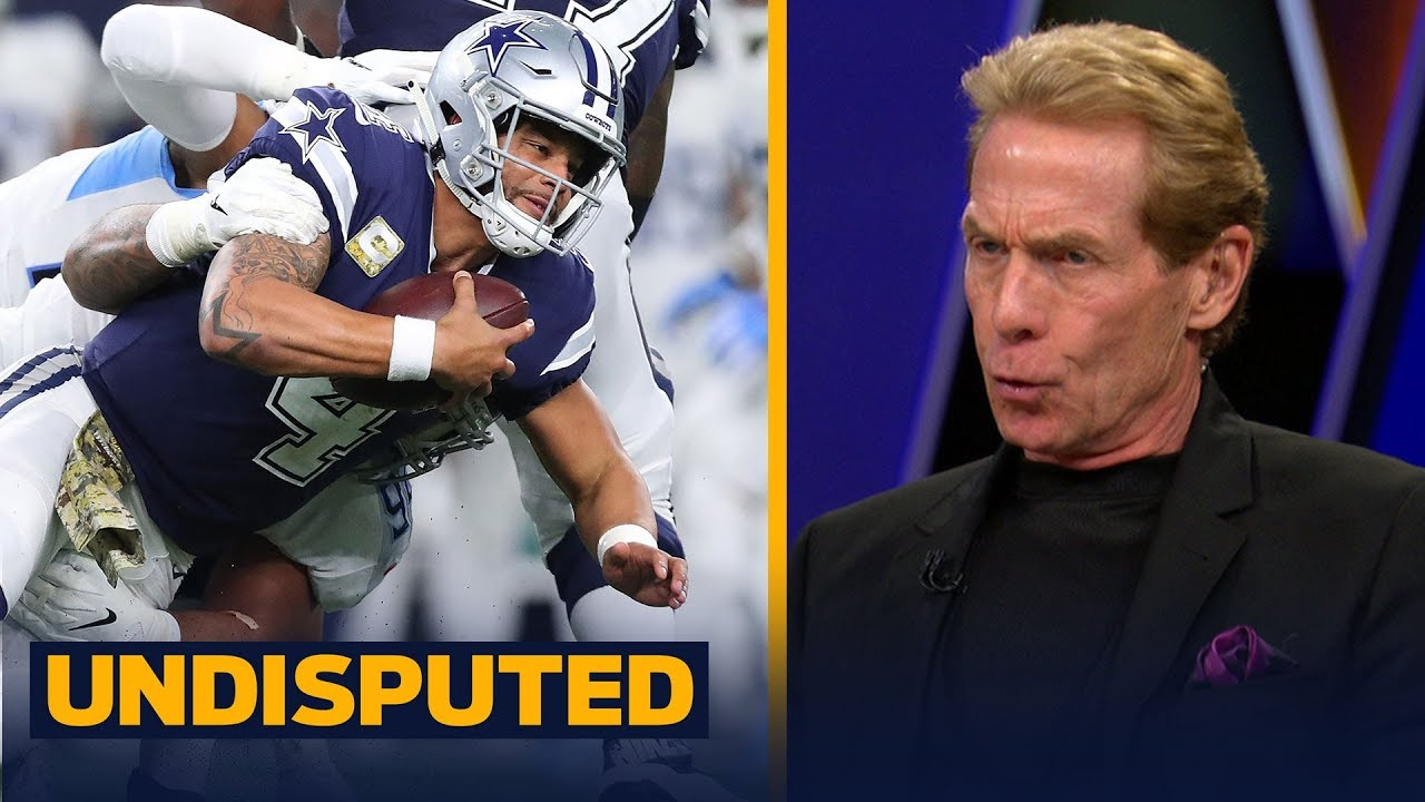 Skip and Shannon look ahead to Eagles vs Cowboys — it could get ugly for Dallas | NFL | UNDISPUTED