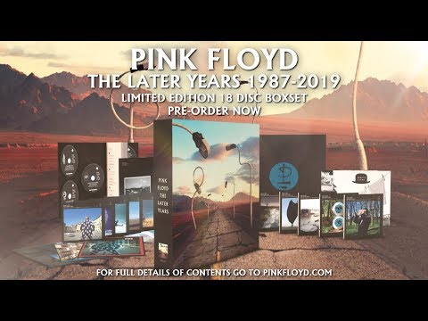 Download Pink Floyd - The Later Years Unboxing Promo  Mp4 baru