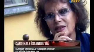 Claudia Cardinale Roportaj (Sinyora Enrica projesi için John Malkovich'le çalışmayı red ettim!)