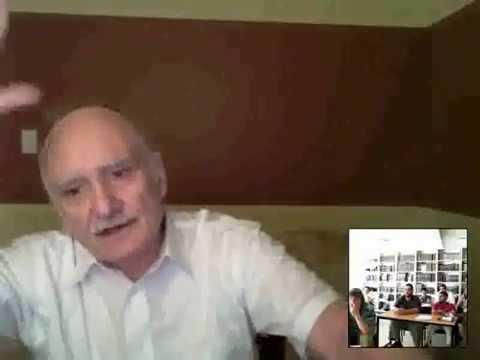 LiveShiur: Rabbi Yisroel Chait (Q & A session via Skype)