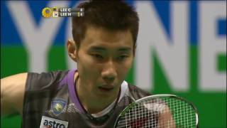 sf ms lee chong wei vs lee hyun il 2012 all england