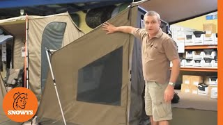 Oztent Tagalong Tent