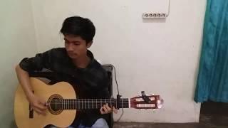 (Irwansyah feat acha septriasa) My Heart -  Fingerstyle Cover