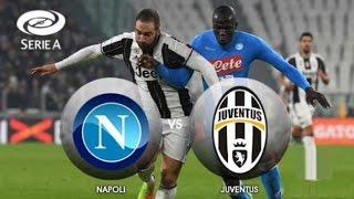 Prediksi Hasil Napoli Vs Juventus, 3 April 2017 - Liga Italia