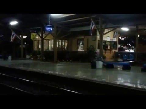 เดินเล่น สถานีรถไฟพิชัย อุตรดิตถ์ Stroll Phichai Railway Station
