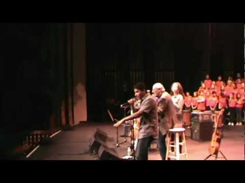 Baby Jay with Peter Yarrow of Peter, Paul & Mary - Don't Laugh At Me - Anti-bullying Respect