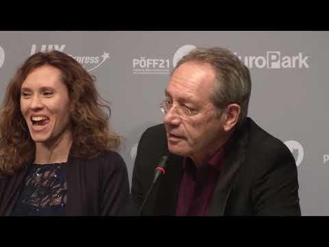 Vaakum Vacuum  Meet the Filmmakers  PÖFF 2017