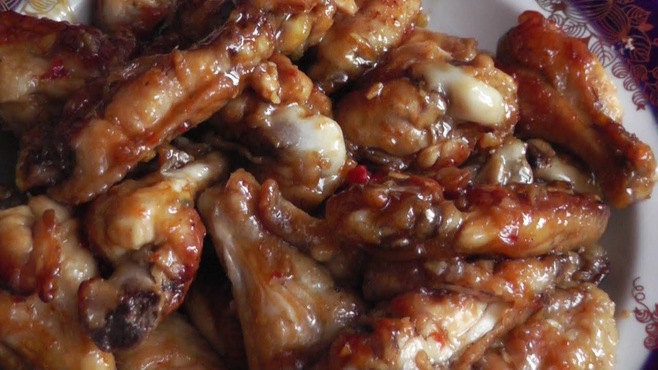 Рецепты из куриных крылышек 68 рецептов  фото рецепты