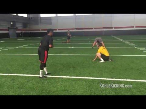 Jon Brown   NFL Prospect   Louisville Kicker