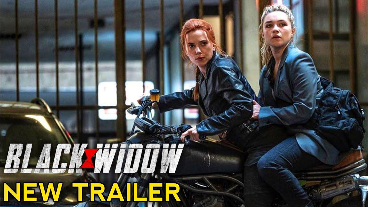 Black Widow 2 New Trailer Release Date | Black Widow New Trailer Explained In Hindi