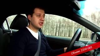 Тест драйв Honda Accord Type S Хонда Аккорд Тайп С