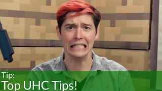 The Top Minecraft UHC Tips!