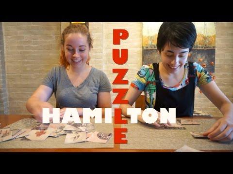 10 Dollar Founding Father Puzzle! (HAMILTON)