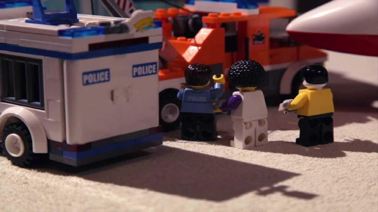 Lego City Airport Youtube