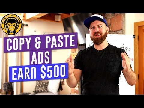 copy-and-paste-ads-to-earn$$$