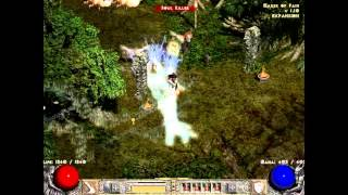 Diablo 2 - Eastern Sun Mod - Assassin Gameplay