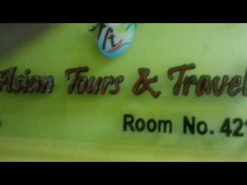 Asian tours and Travels