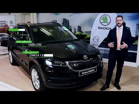 Nuovo SKODA KAROQ - Video Review By Concessionaria Gino