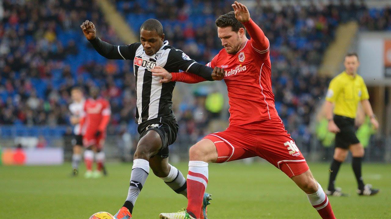 SHOWBOAT Odion Ighalo Skills V Cardiff City