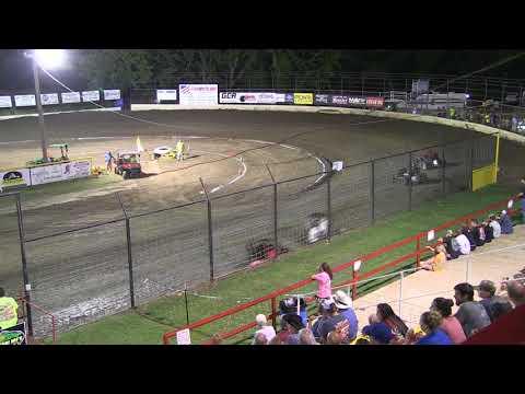 Port City Raceway Non wing A feature part 3