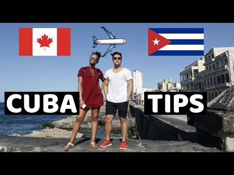 MUST Watch Before Travelling To CUBA From CANADA
