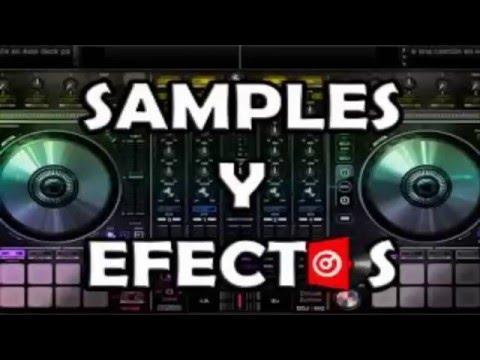 samples de bocinas para virtual dj