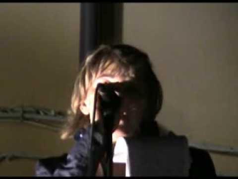 Vittoria Rinaldi Candidata Di Rifondazione Comunista - Elezioni Provinciali Cosenza '09 1° Parte...