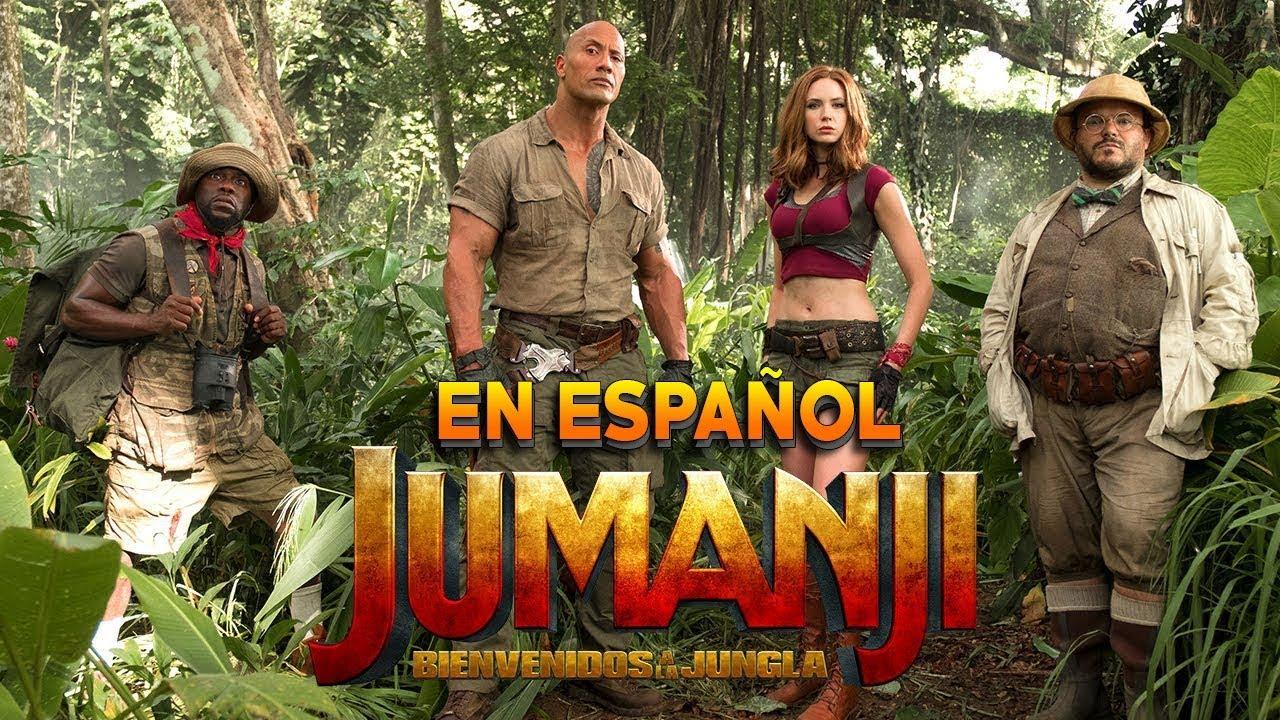 Ver Jumanji 2 Link Directo Español Latino Sin Trampas 2018