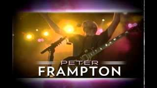 Peter Frampton - On Tour Summer 2014