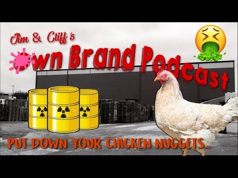 Meat Industry Exposed (Chicken Factory Special) | The Own Brand Podcast Ep. 5