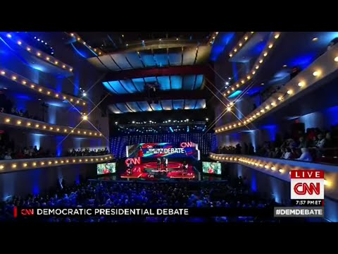 Seventh Democratic Primary Debate - March 6 2016 on CNN
