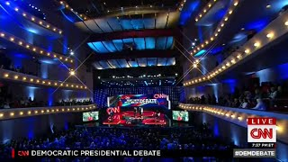 seventh democratic primary debate march 6 2016 on cnn