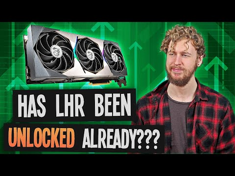 Has Nvidia LHR already been unlocked? New NBminer LHR bypass tested on RTX 3070 ti, 3070 LHR & 3060