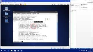 TP1- Configuration interface réseau Linux-CentOs