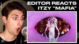 Editor Reacts To Itzy 마 피 아 Mafia In The Morning MP3