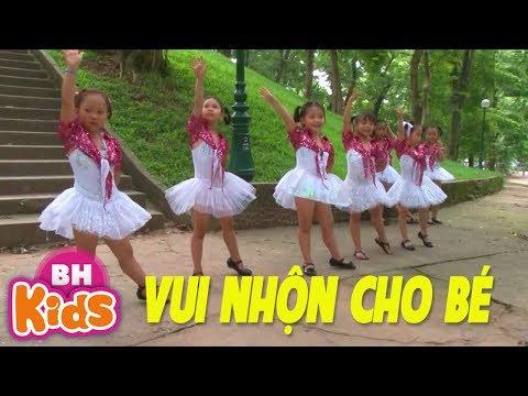 Nhạc Thiếu Nhi Múa Hát Vui Nhộn ☀️Năm Ngón Tay Ngoan 🌈 Anh Phi Công Ơi   Nhạc Cho Bé